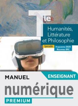 Humanités Terminale Spécialité - Manuel numérique Professeur Premium - Ed. 2020