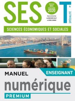 SES Terminale - Manuel numérique professeur Premium - Ed. 2020