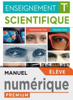 Enseignement Scientifique terminales - Manuel numérique élève premium - Ed. 2020