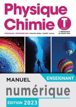 Physique/Chimie terminales - Manuel numérique professeur premium - Ed. 2020
