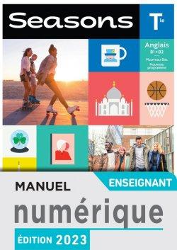 Seasons terminales - Manuel numérique professeur Premium - Ed. 2020