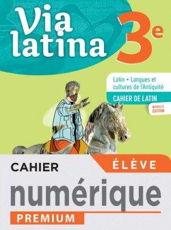 Via Latina 3ème -  Manuel numérique élève -  Éd. 2021