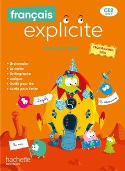 Français Explicite CE2 - Manuel numérique simple élève - Ed. 2020