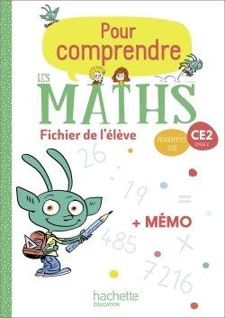 Pour comprendre les maths CE2 - Fichier numérique élève - Ed. 2020