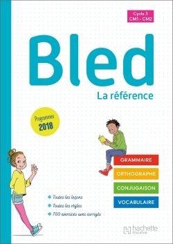 Bled CM1/CM2 - Manuel numérique simple enseignant - Edition 2020