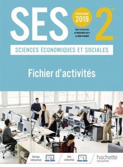 Fichier d'activités SES 2nde - Ed. 2019