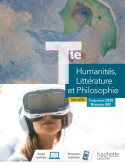 Humanités, Littérature et Philosophie Terminale Spécialité - Livre élève - Ed. 2020
