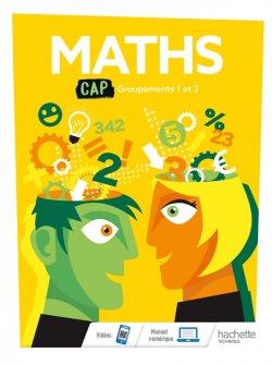 Mathématiques CAP - Livre élève - Éd. 2019
