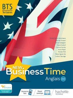 New Business Time BTS - livre élève -  Éd. 2021