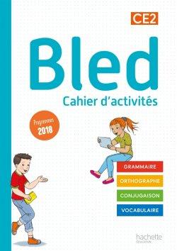Bled CE2 - Cahier de l'élève - Edition 2021