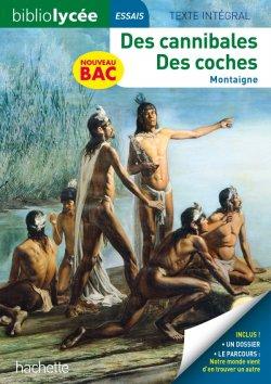 BiblioLycée Des cannibales / Des coches (Montaigne) BAC 2021