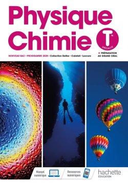 Physique/Chimie terminales - Livre élève - Ed. 2020