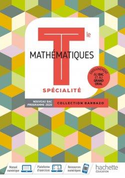 Barbazo Mathématiques Spécialité terminales - Livre élève - Ed. 2020