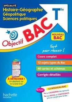 Objectif Bac - Spécialité Histoire-Géographie, Géopolitique, Sc. Politiques Term