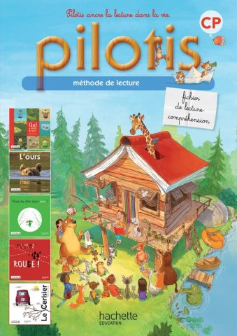 Lecture Cp Collection Pilotis Fichier De Lecture Edition 2013 00 Grand Format Broche Hachette Education Enseignants