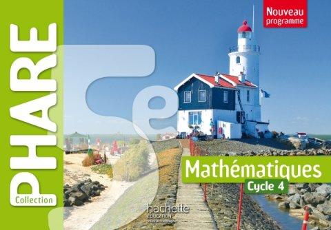Phare Mathematiques Cycle 4 5e Livre Eleve Ed 2016 Hachette Education Enseignants