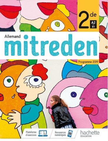Mitreden 2nde Livre Eleve Ed 2019 Hachette Education Enseignants