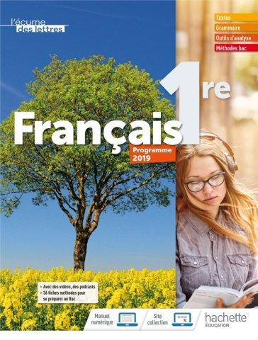 L Ecume Des Lettres 1ere Livre Eleve Ed 2019 Hachette Education Enseignants