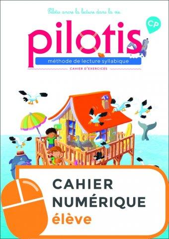 Lecture Cp Collection Pilotis Cahier D Exercices Numerique Eleve Edition 2019 10 Ressource Numerique Education Hachette Education Enseignants