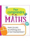 Pour comprendre les mathématiques CE1 - Parcours numériques - Ed. 2021
