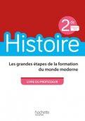 Histoire 2nde - Livre du professeur - Ed. 2019