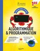 Nom de code : Python Cahier d'algorithmique et de programmation - 1ère techno - Manuel élève Éd 2021