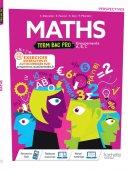 Perspectives Mathématiques terminale Bac Pro - livre élève -  Éd. 2021