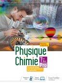 Physique-Chimie terminale Bac Pro - livre élève -  Éd. 2021