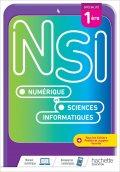 Numérique et Sciences Informatiques 1re Spécialité - Livre élève - Ed. 2021