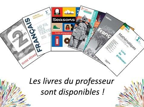 Francais En 2nde Hachette Education Enseignants