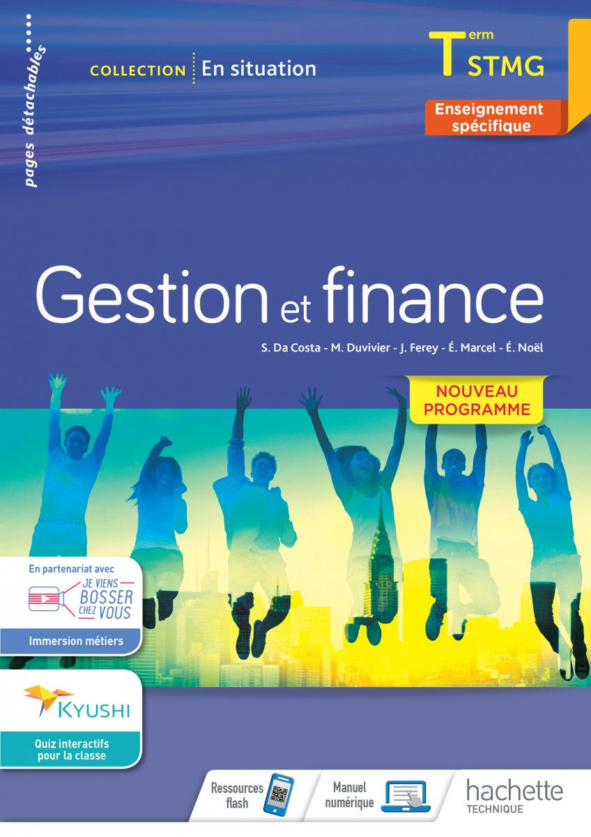 Couverture gestion et finance en situation terminale STMG