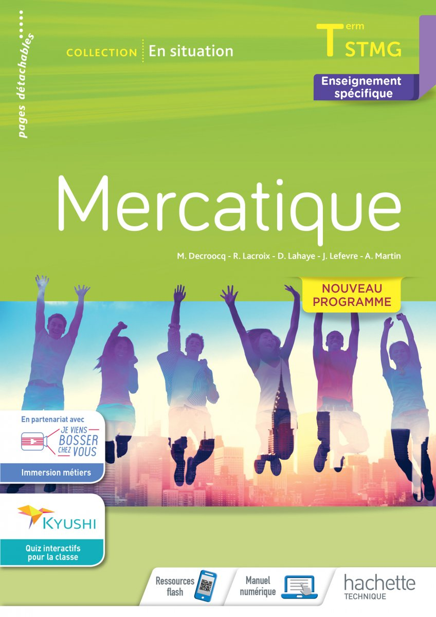 Couverture mercatique en situation terminale STMG